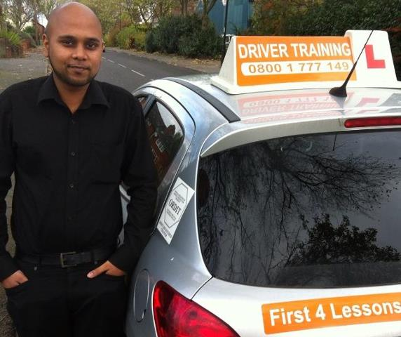 Best driving instructor training