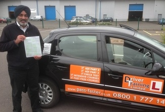local driving instructor training