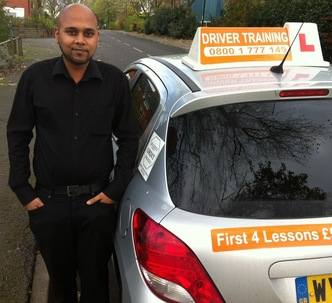 train around your job to become a driving instructor