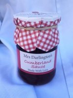 Mrs Darlington's cumberland sauce