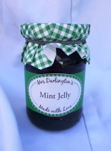 Mrs Darlington's mint jelly