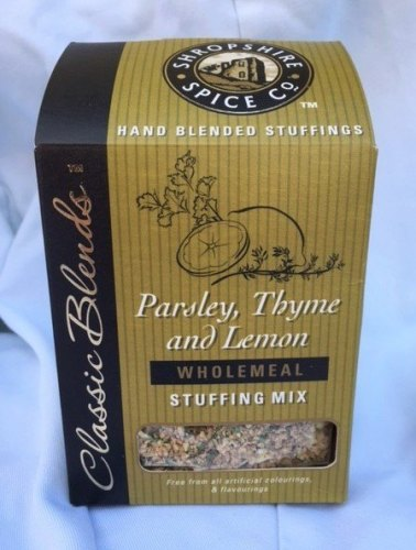 Shropshire Spice Company parsley, thyme and lemon stuffing