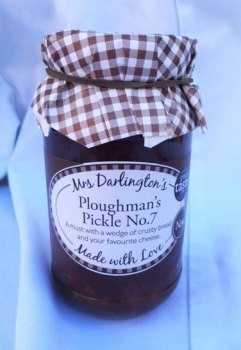 Mrs Darlington's ploughmans pickle no7
