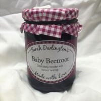 Mrs Darlington's pickled baby beetroot