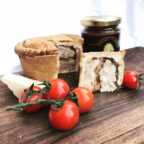 Ploughmans Pork Pie
