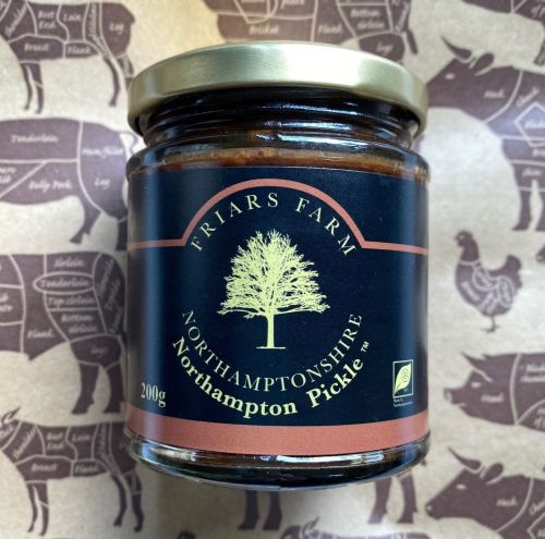 Friars Farm Northamptonshire Pickle
