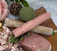 Plain sausagemeat