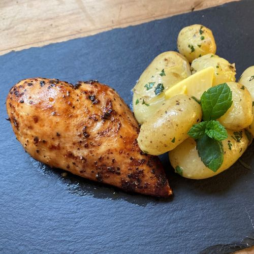 Chicken breast x 2