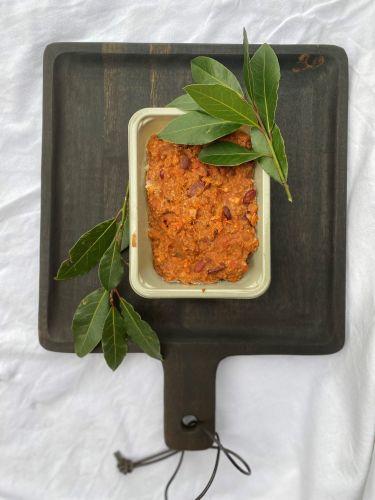 Sauls homemade chilli con carne