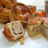 Our award-winning pork pies