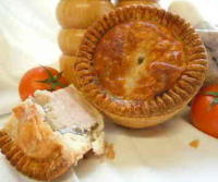 Saul's large pork pie