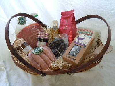Breakfast hamper