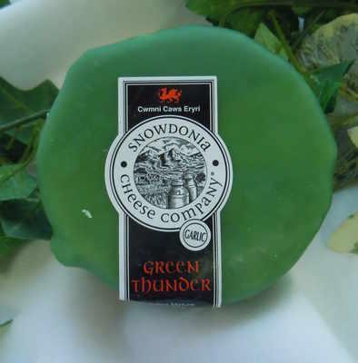 Snowdonia green thunder