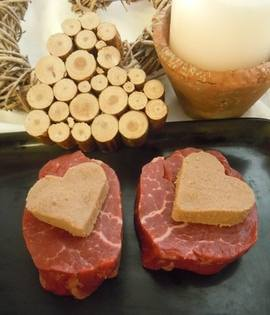 Valentines Fillet Steaks