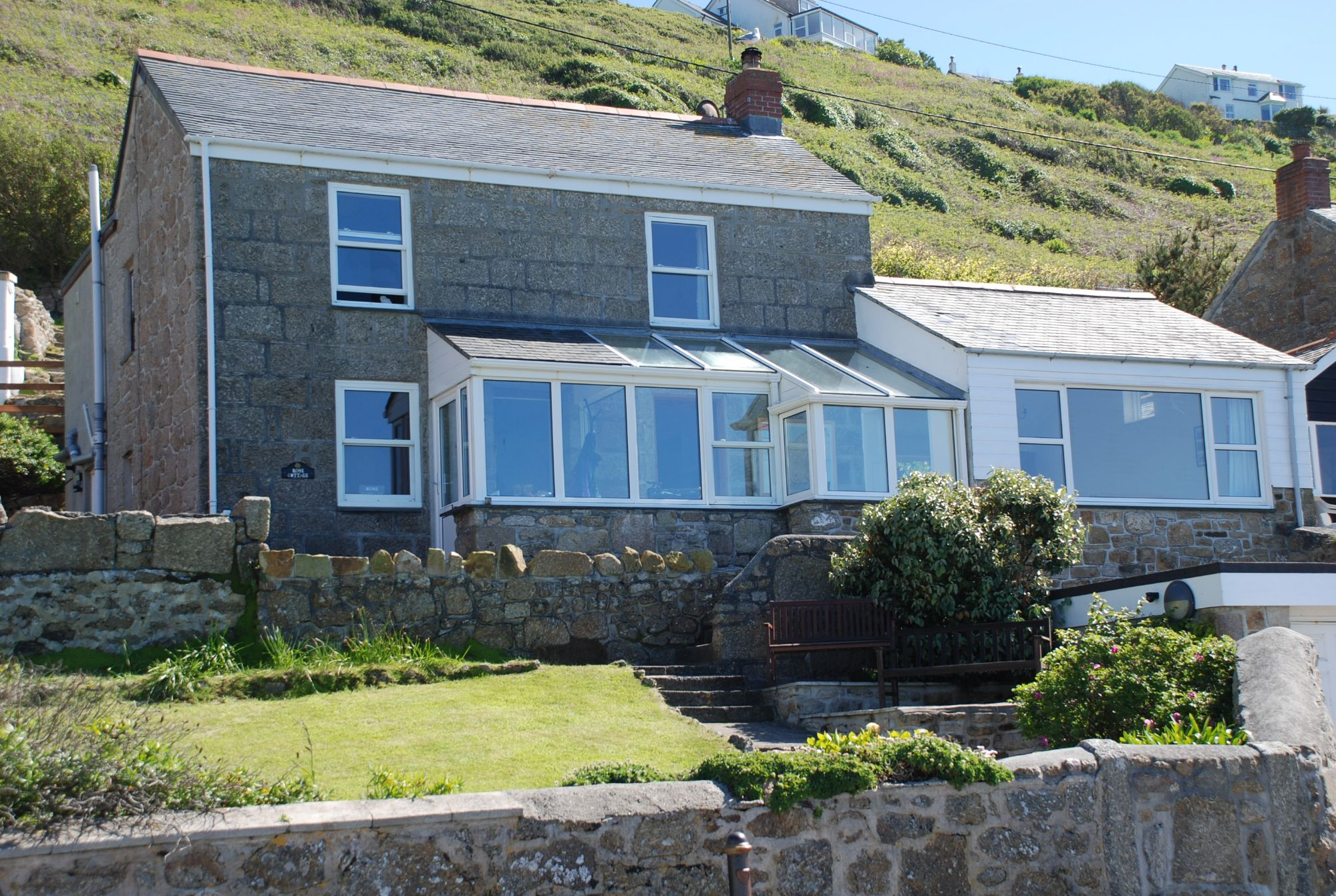 Rose Cottage Sennen Cove Holiday Cottage
