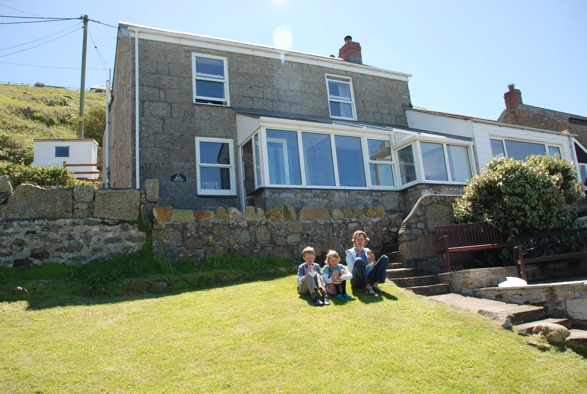 Rose Cottage Sennen Booking