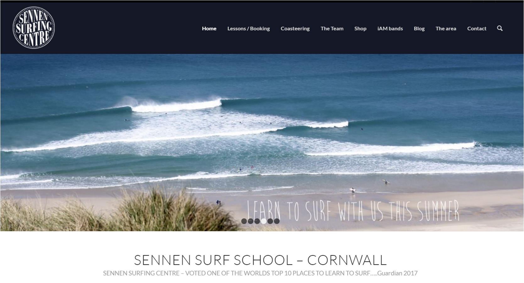 Sennen Surf Centre