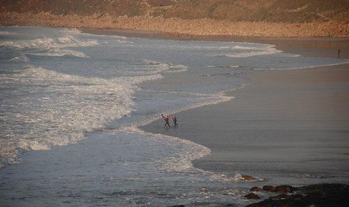 Surfing sennen