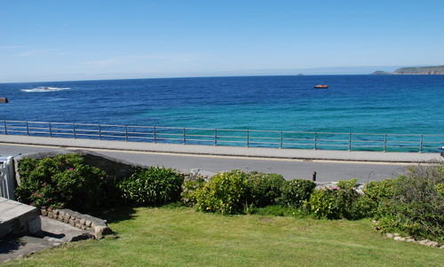 the brisons seaview from sennen cove