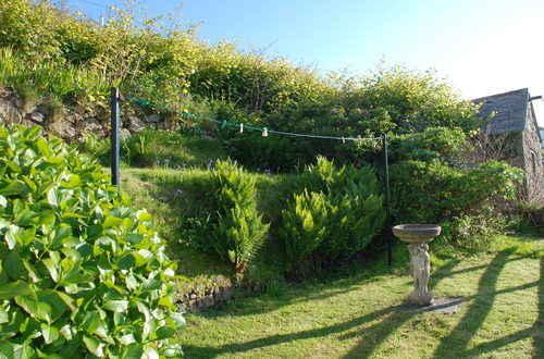 Top terrace - garden