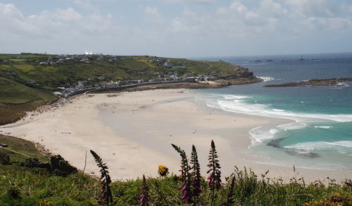Sennen Cove - low tide