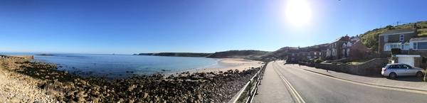Panorama Sennen Cove