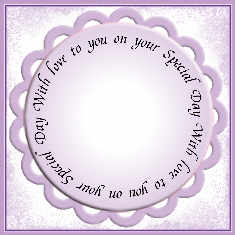 Circle Sentiment Digi Topper