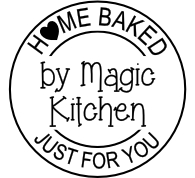 home baked stamp