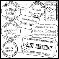 <!--03-->Personalised Stamps