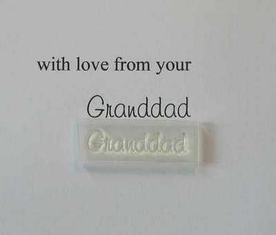 Granddad, stamp 3