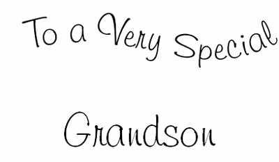 Grandson, stamp 3