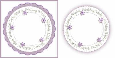Wedding Wishes digi stamps