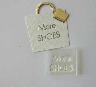 More Shoes, stamp