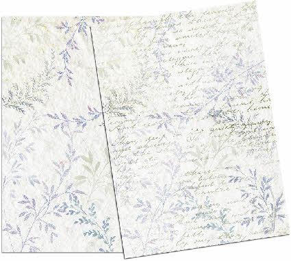 petal & script papers