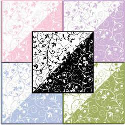 swirly mats