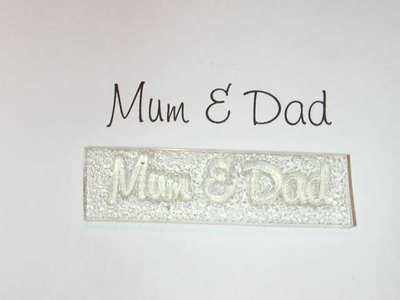 Mum & Dad, stamp 3