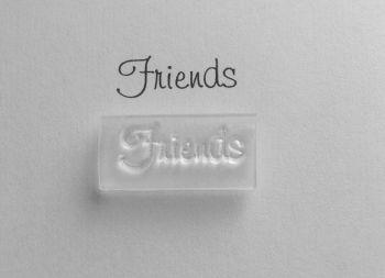 Friends, stamp 3