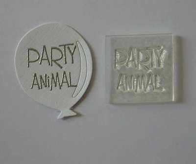 Party Animal, stamp