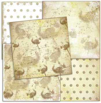shabby paper make a wish digi download