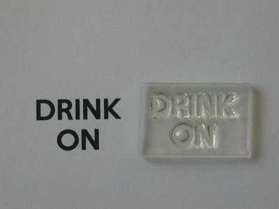 Drink On, for Keep Calm and, stamps