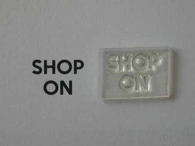 Shop On, for Keep Calm and, stamps
