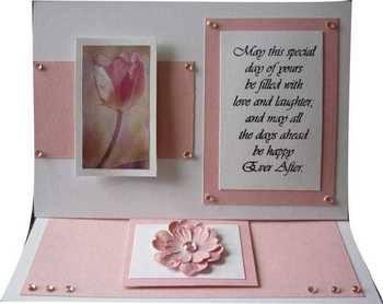 Tracey Smyth easel card