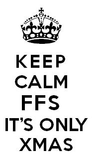 Keep Calm FFS