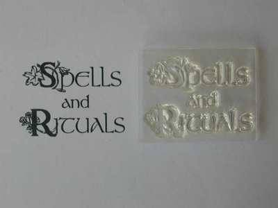 Spells and Rituals stamp