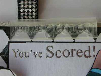 You've Scored!