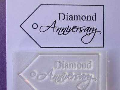 Tag, Diamond Anniversary