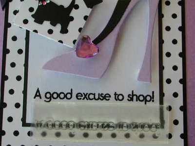 A good excuse to shop!