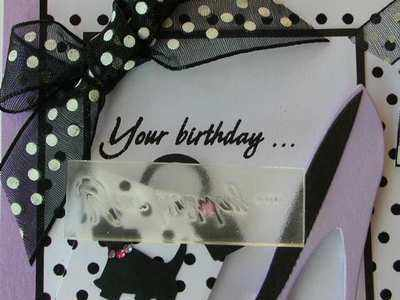 Your birthday ...