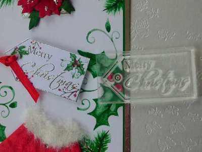 Tag, Merry Christmas