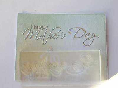 Happy Mother's Day, script